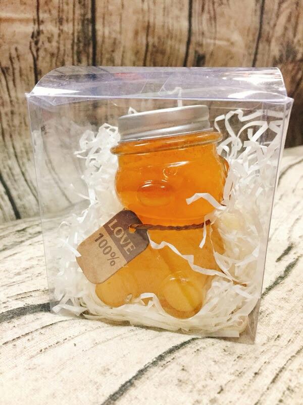 ?塔奶奶的熊蜂蜜 100%純天然會結晶作品