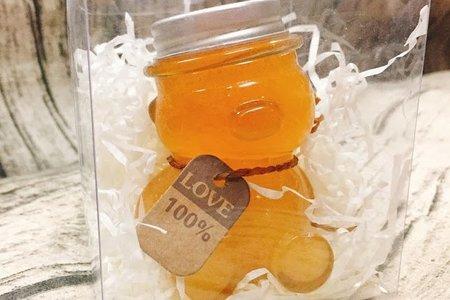 ?塔奶奶的熊蜂蜜 100%純天然會結晶