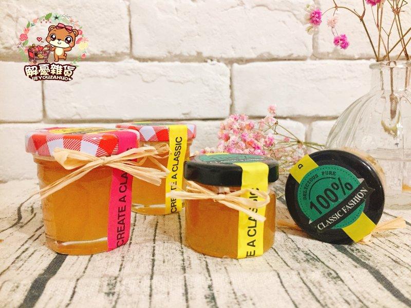 ?迷你罐蜂蜜 塔奶奶的熊蜂蜜 100%作品