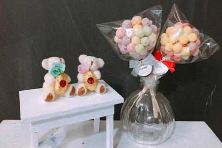解憂婚禮 馬卡龍星空彩球-透明袋裝版