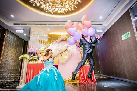 博智&俐彣 幸福婚禮