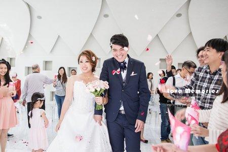 [婚禮紀錄] Jay & Rong - WEDDING