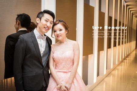 [婚禮紀錄] 國勝 & 郁真 - WEDDING