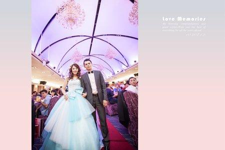 [婚禮紀錄] 家文 & 欣嵐 - WEDDING