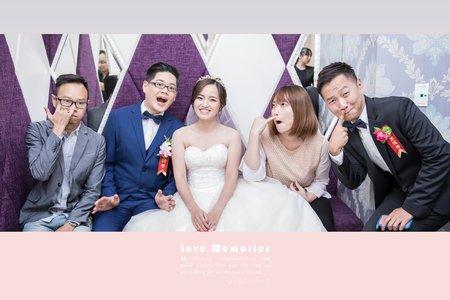 [婚禮紀錄] 奕誠 & 鈺蟬 - WEDDING