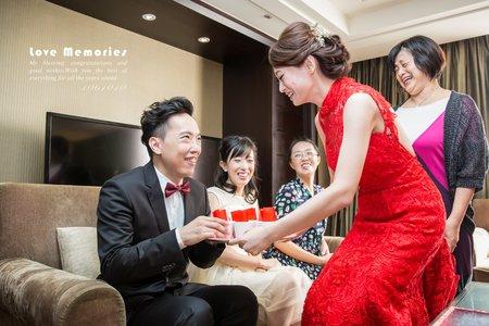 [婚禮紀錄] Scott & Sandy - WEDDING