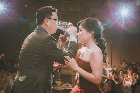 Monica婚禮紀錄