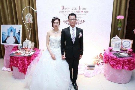 佳瑩結婚❤