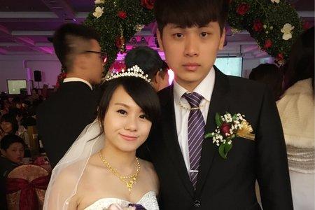 宜庭結婚❤