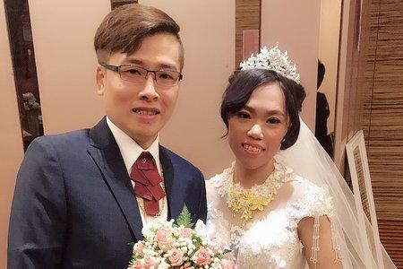 佩蓉 裕森訂結婚❤️