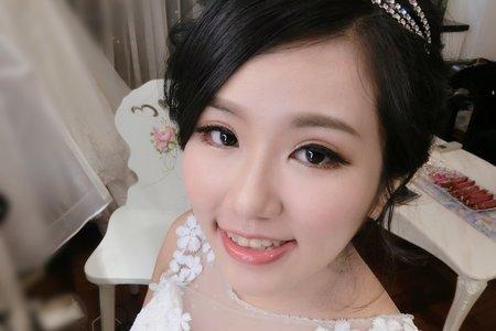 甜美系新娘