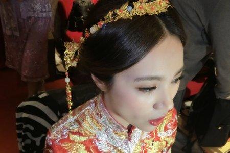 龍鳳褂婚服造型