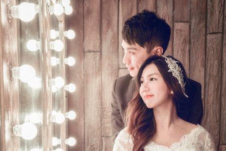 Bride-子葶(韓風造型)