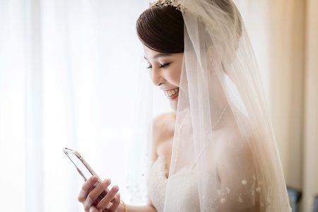 【婚禮紀實】台北水園婚宴會館