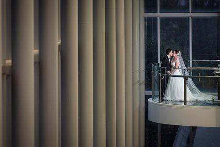 【婚禮紀實】台北徐州路2號庭園會館