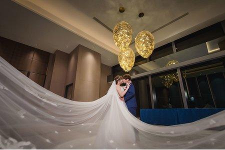 【婚禮紀實】台北凱達大飯店+格萊天漾大飯店