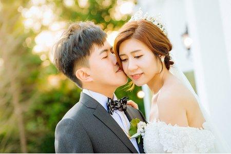 【婚禮紀實】青青食尚花園會館
