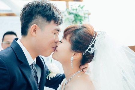 柏豪&薇芳_戶外證婚|婚攝巫妹