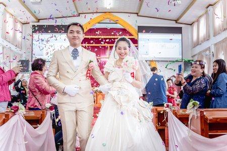 東部婚攝推薦|花蓮迎娶午宴|凱耀&宥蓉