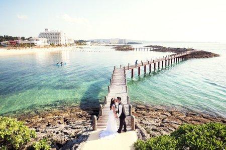 海外婚紗沖繩-婚紗攝影/台中婚紗/婚紗包套/自助婚紗