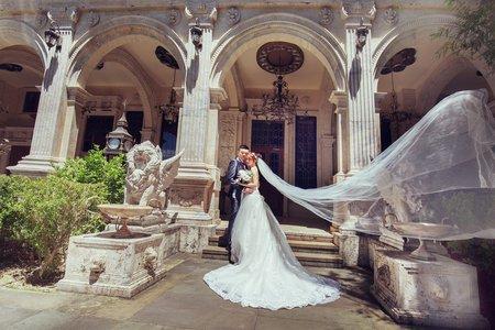 老英格蘭-婚紗攝影/台中婚紗/婚紗包套/自助婚紗