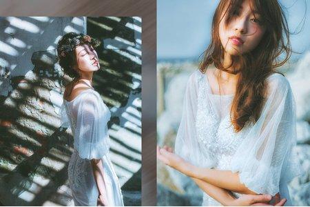 雅致唯美風-婚紗攝影/台中婚紗/婚紗包套/自助婚紗