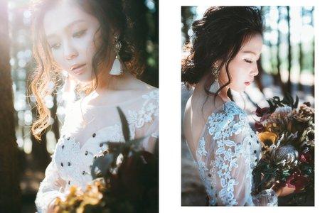 慵懶奢華風-婚紗攝影/台中婚紗/婚紗包套/自助婚紗