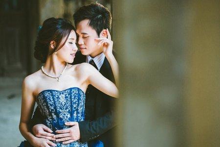 韓系宮廷風-婚紗攝影/台中婚紗/婚紗包套/自助婚紗