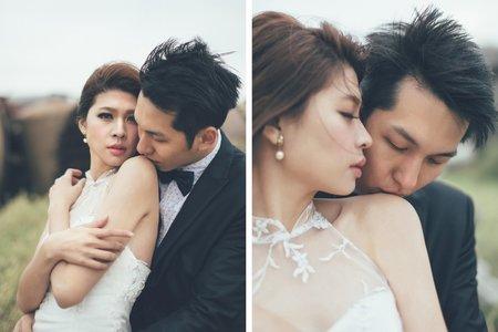 韓系精緻風-婚紗攝影/台中婚紗/婚紗包套/自助婚紗