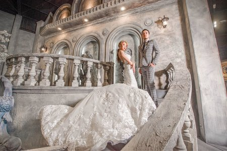 嘿皮爸xDCwedding-婚紗攝影/台中婚紗/婚紗包套/自助婚紗