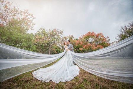 CatchQ便當xDCweddig-婚紗攝影/台中婚紗/婚紗包套/自助婚紗