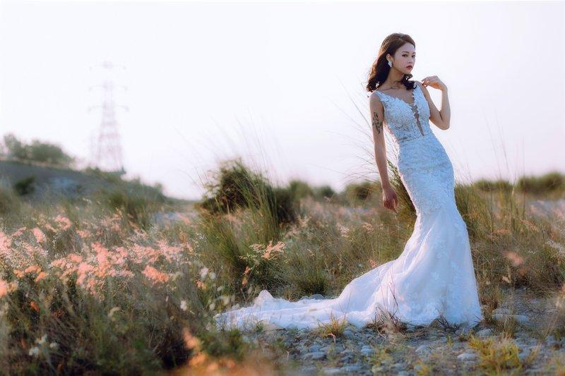 婚紗禮服,婚紗怎麼挑