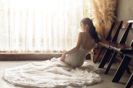 韓系唯美自然-婚紗攝影/台中婚紗/婚紗包套/自助婚紗