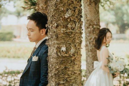 清新風格-婚紗攝影台中婚紗婚紗包套自助婚紗