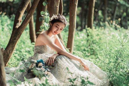森林唯美-婚紗攝影台中婚紗婚紗包套自助婚紗