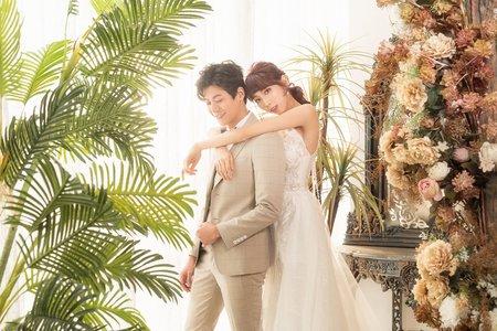 格林-婚紗攝影/台中婚紗/婚紗包套/自助婚紗