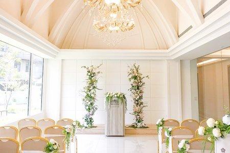 歐式皇家證婚廳