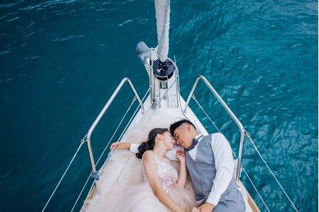 小島攝影 X 念念 精緻婚紗