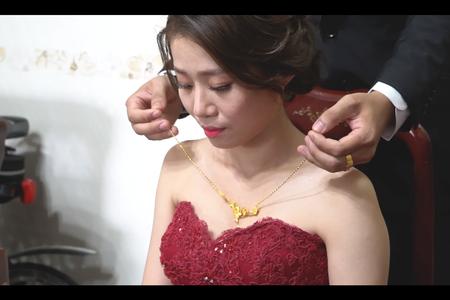 訂婚儀式片段影片截圖
