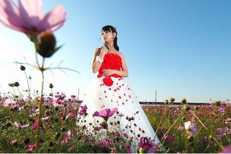 20181月光復新村外拍婚紗