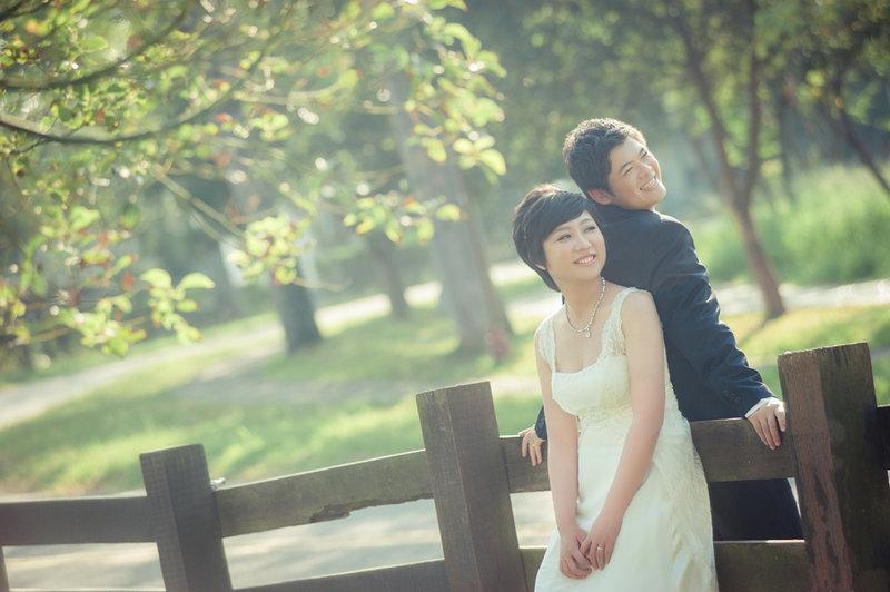 自助婚紗 風格攝影婚紗記錄作品