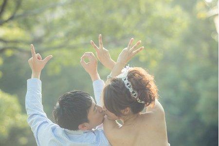 自助婚紗 風格攝影婚紗記錄