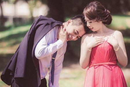 ●木由子攝影● 儒 & 妤 訂婚儀式