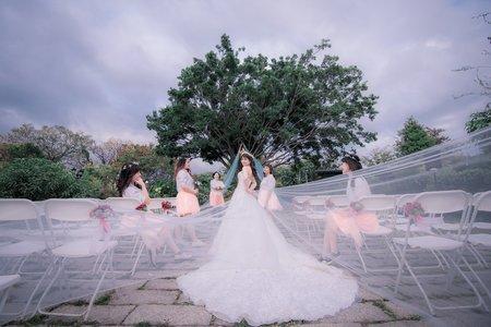 【木由子攝影】美式戶外婚禮 萁 & 瑩 結婚記錄