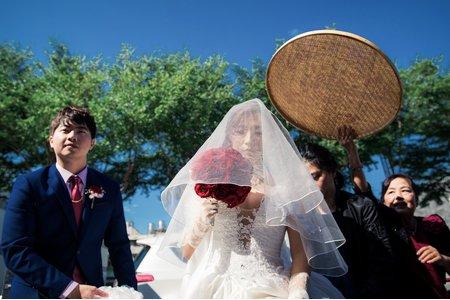 木由子攝影 丞 & 靜  結婚記錄攝影