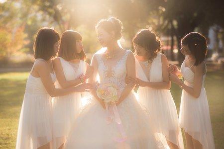【木由子攝影】勝 & 芯 訂婚+結婚記錄攝影
