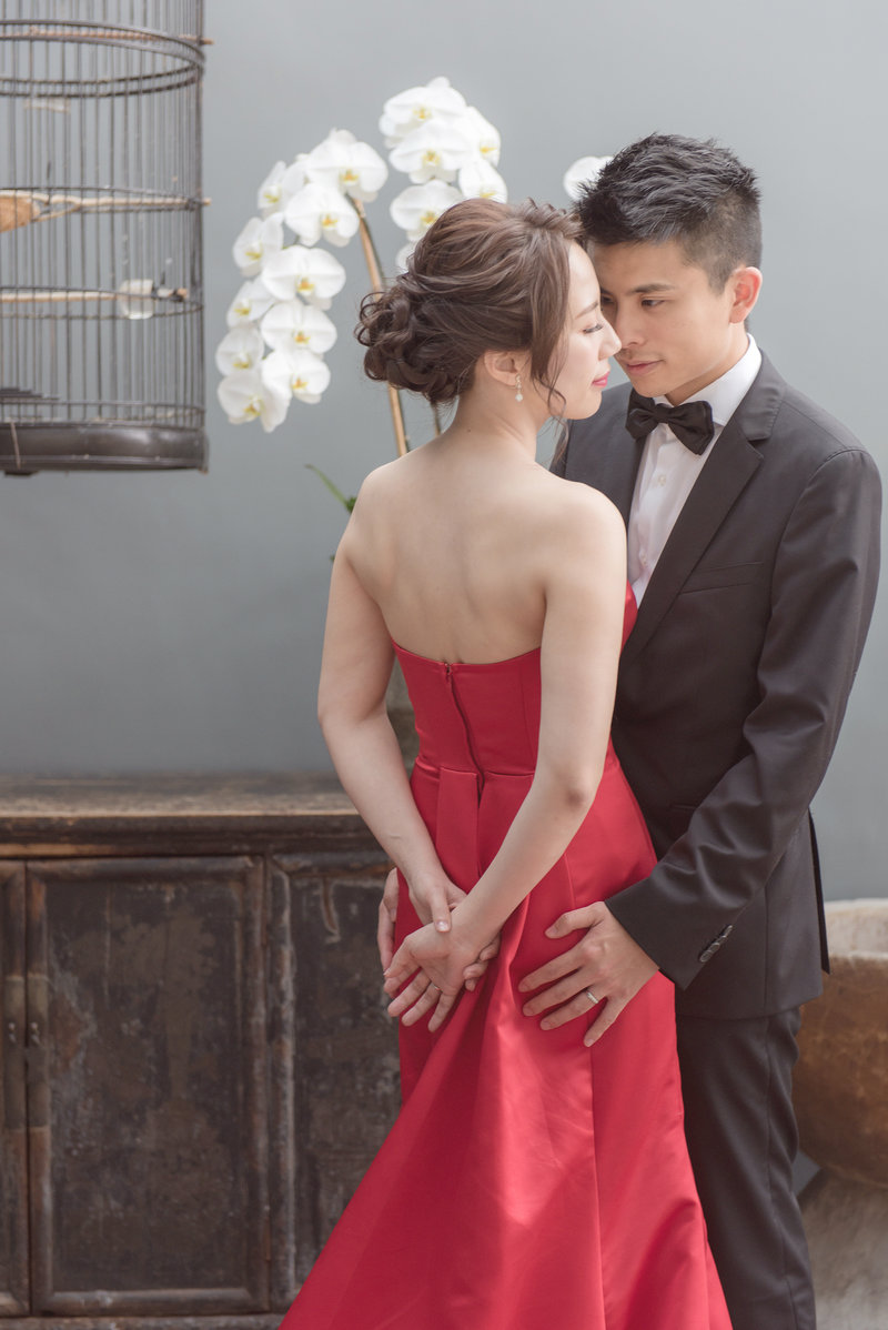 婚禮紀錄 訂婚儀式紀錄攝影 木由子攝影作品