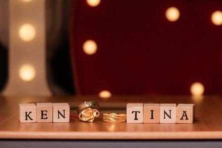 Ken & Tina