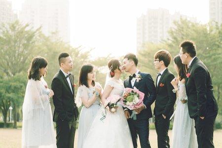 婚禮紀錄 結婚紀錄攝影 木由子攝影