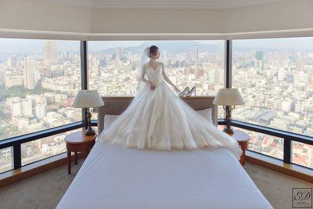 [婚攝] 立書&俐伶  婚禮紀錄@漢神巨蛋會館